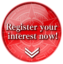 Register your interest now!